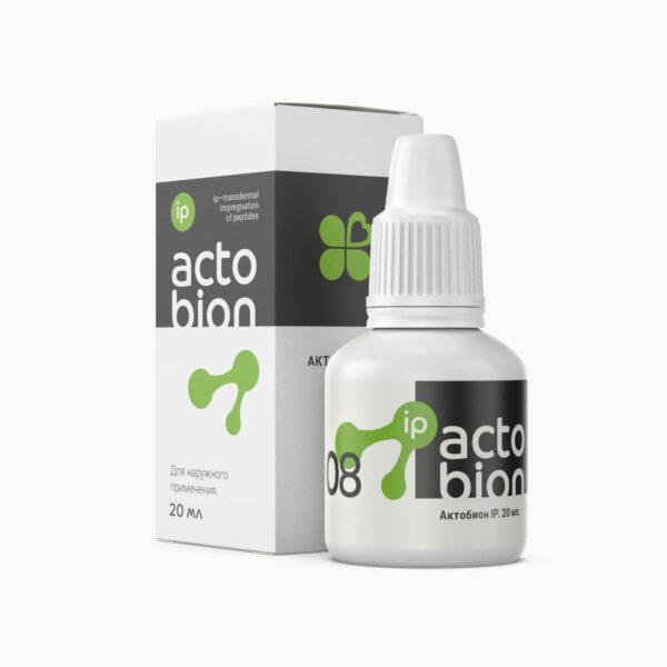 Актобион IP №8 для кожи, ногтей, волос
