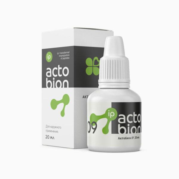 Актобион IP №9 для мышц
