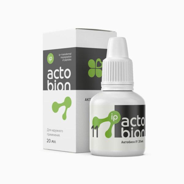Актобион IP №11 для женской мочеполовой системы