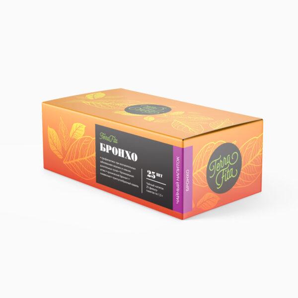 Чайный напиток TerraFita Бронхо