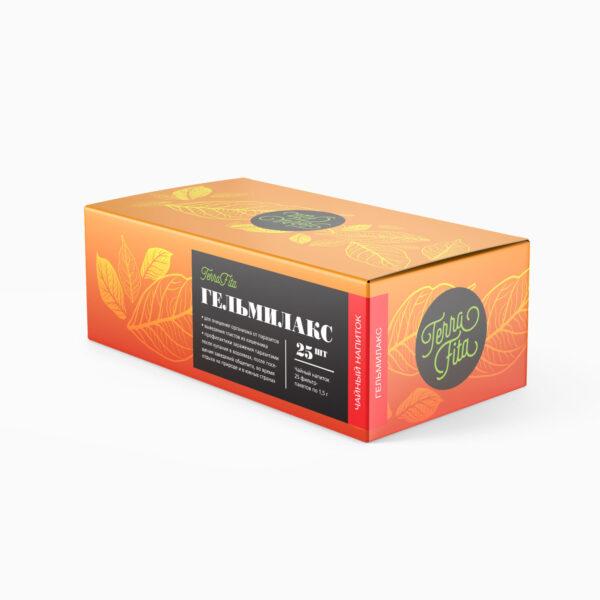 Чайный напиток TerraFita Гельмилакс
