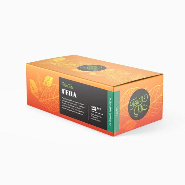 Чайный напиток TerraFita Гепа