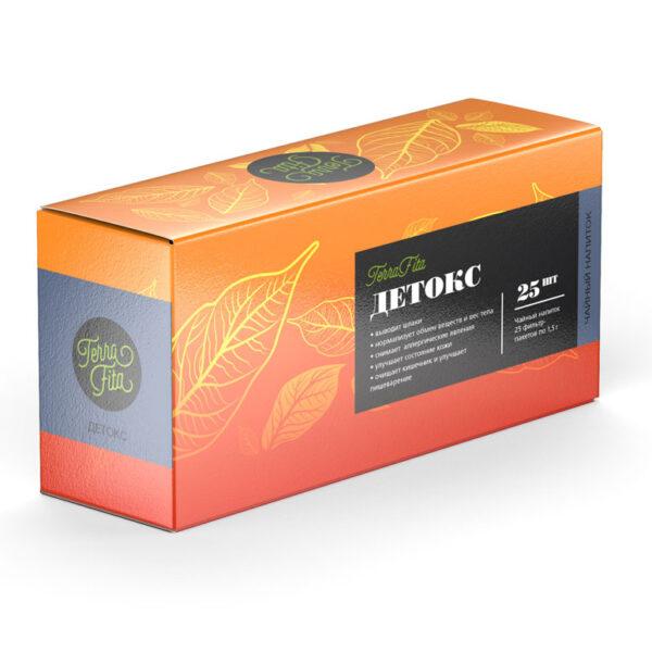 Чайный напиток TerraFita Детокс